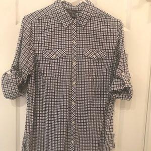 Women's Eddie Bauer Long Sleeve Camp Shirt